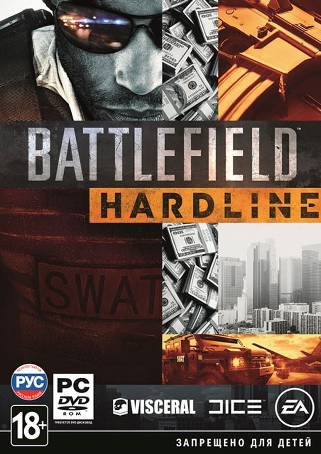 Купить Battlefield Hardline (Origin KEY) (Reg Free / RU / PL )