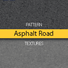 Asphalt Road Surface Patterns