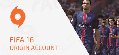 Origin account Fifa 16 [Без секретки] +подарок