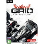 GRID AUTOSPORT Black Edition (STEAM) + БОНУСЫ