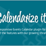 Calendarize it! - русификация