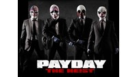 Payday the Heist (Steam RU/CIS gift)