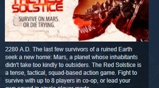 The Red Solstice STEAM KEY REGION FREE GLOBAL &#128142