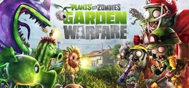 Plants vs Zombies Garden Warfare (+ Секретный вопрос)