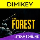 The Forest + подарок + бонус [STEAM]