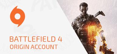 Origin account Battlefield 4 [Без секретки] +подарок
