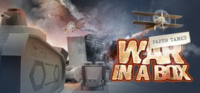 War in a Box: Paper Tanks STEAM KEY REGION FREE GLOBAL