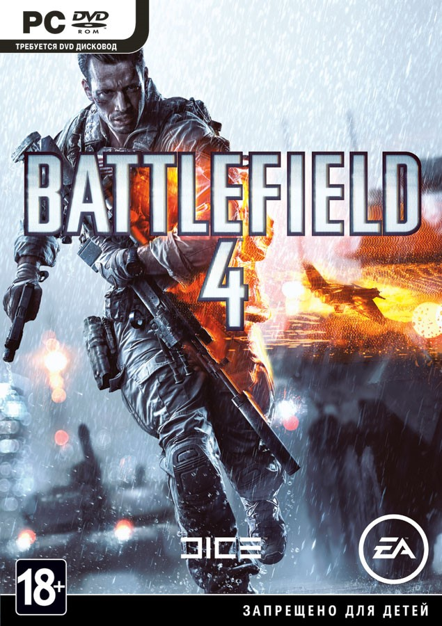 Купить Battlefield 4 (Origin KEY) (Region Free / Multilang)