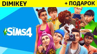 Купить Sims 4 + ответ на секретный вопрос [ORIGIN]