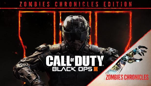Call of Duty: Black Ops III Zombies Chronicle|RU+CIS*