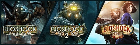 Купить BioShock Triple Pack (Steam Gift RU+CIS)