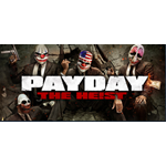 PAYDAY The Heist (steam gift)RU
