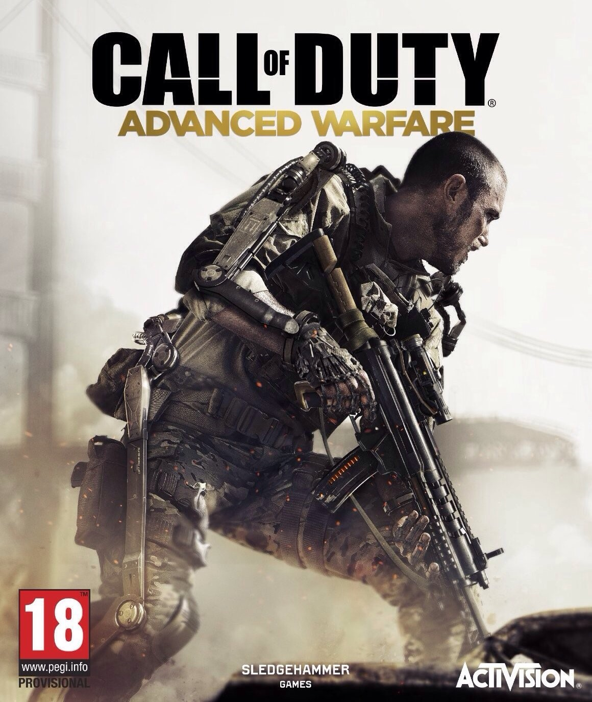 Call of Duty: Advanced Warfare RUS (xbox 360)