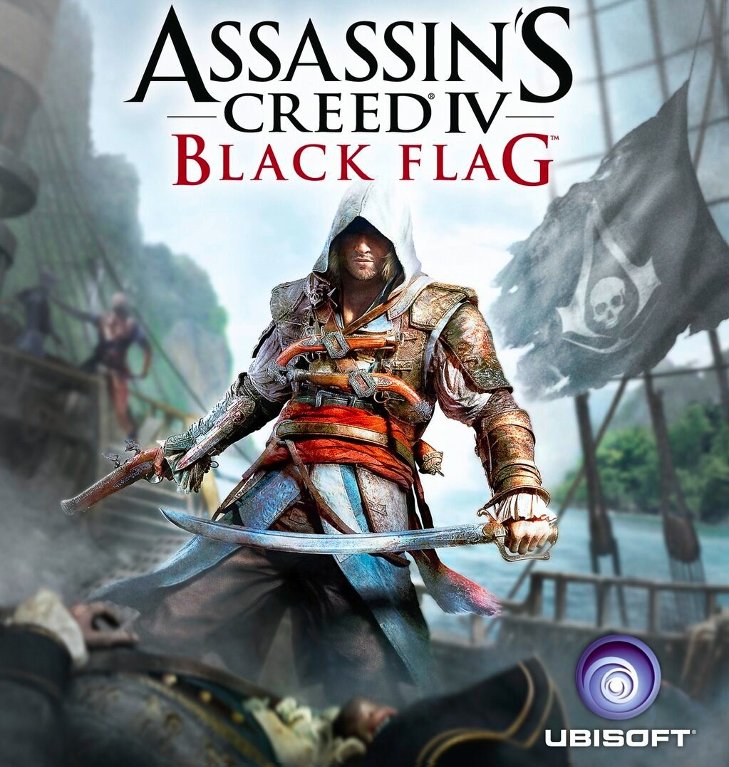 Assassins Creed 4 IV Black Flag(xbox 360) Общий аккаунт