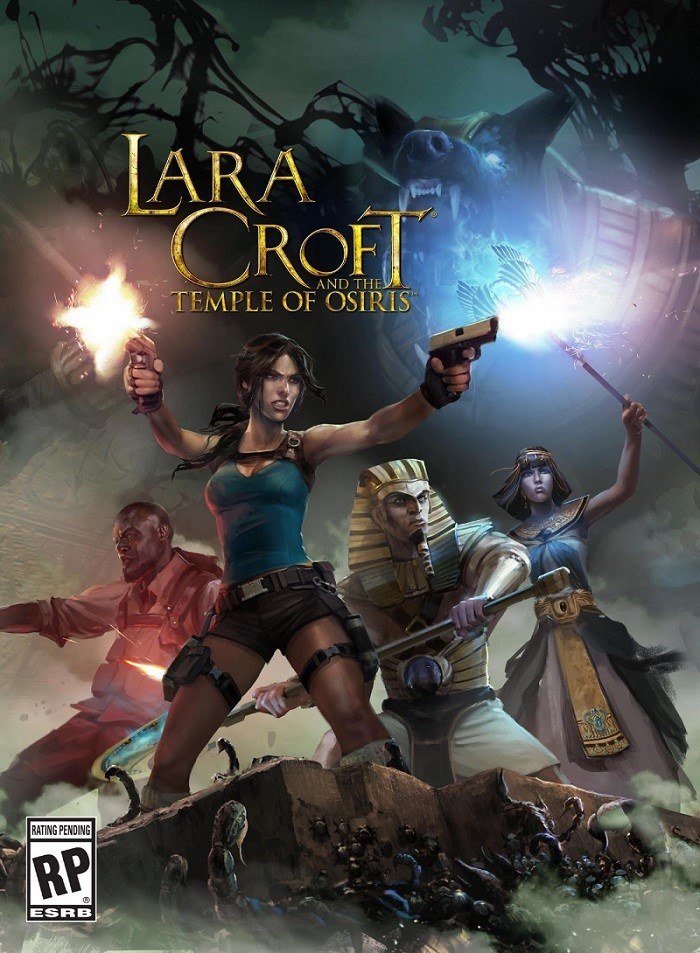 Lara Croft and the Temple of Osiris (Steam KEY)+ПОДАРОК