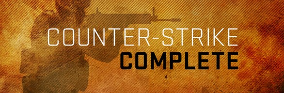 Counter-Strike Complete (Global Offensive+Source+CZ+16)