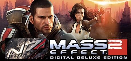 Mass Effect 2 - Digital Deluxe Edition (STEAM GIFT)