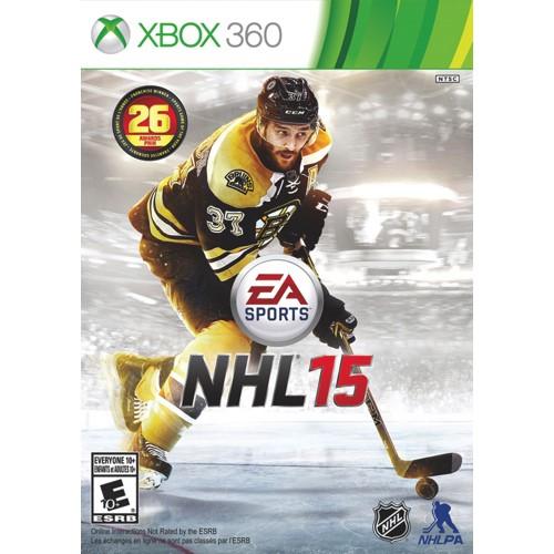 NHL 15  (xbox 360) Общий аккаунт