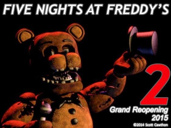 Купить Five Nights at Freddy's 2 (Steam Gift/ RU+CIS)
