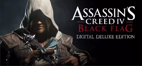 Купить Assassin´s Creed IV Black Flag Deluxe Edition UPLAY KEY