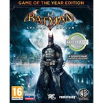 Batman: Arkham Asylum GOTY (Steam) Region Free