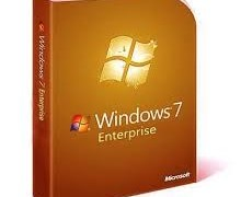 Windows 7 Корпоративная Enterprise 5ПК