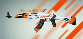 Случайный АК-47 (30% дороже 1000 руб.)