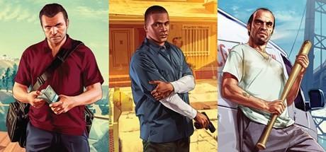 Grand Theft Auto V (Social Club)