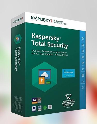 Kaspersky Total Security на 3 устройства 91 день Global