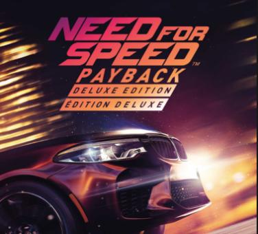 Купить Need for Speed Payback Deluxe ORIGIN + ПОДАРКИ