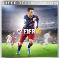 Купить FIFA 16 Deluxe + СЕКРЕТКА + ПОДАРКИ