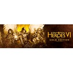 MIGHT & AND MAGIC HEROES VI 6 GOLD EDITION UPLAY GLOBAL