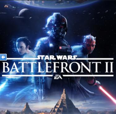 Купить STAR WARS Battlefront II RU/ENG ORIGIN  + СЕКРЕТКА