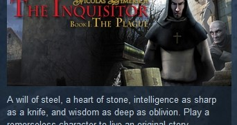Nicolas Eymerich — The Inquisitor — Book 1 : The Plague