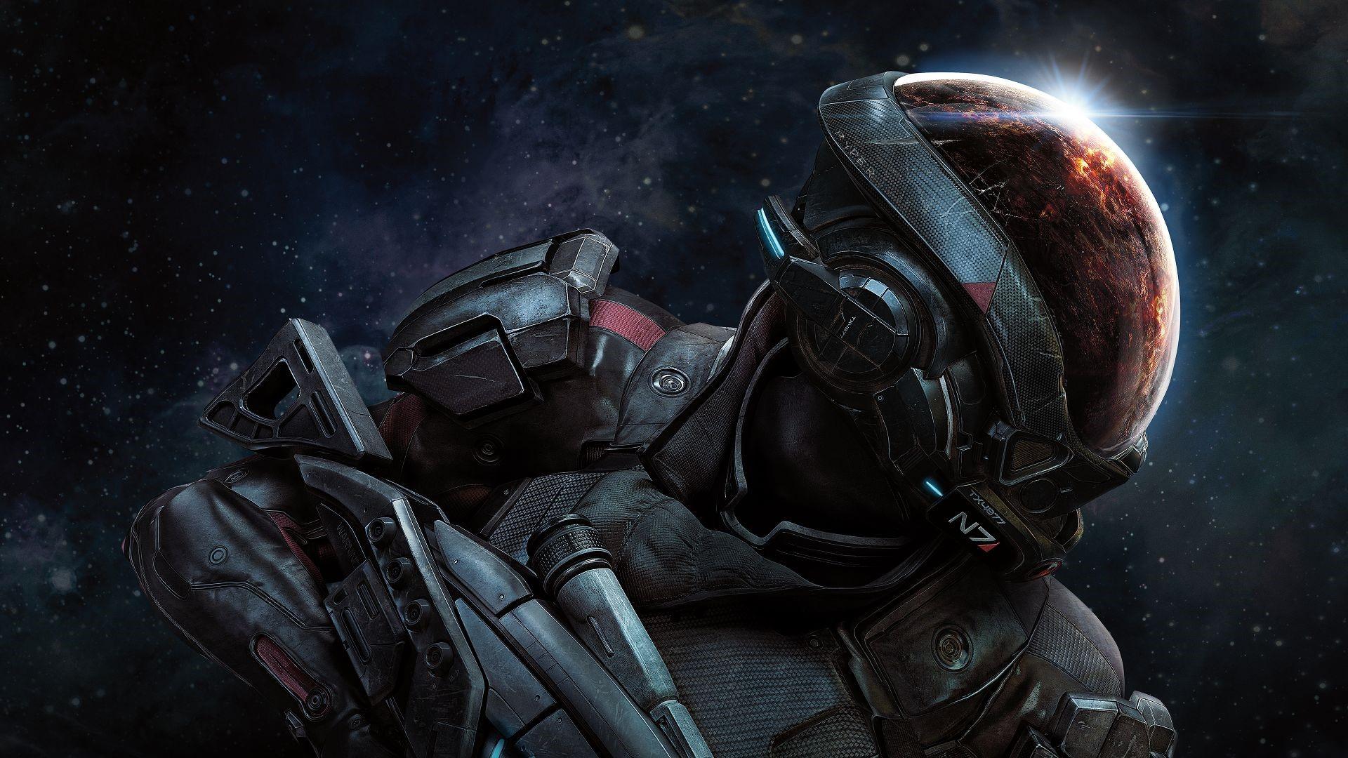 Купить Mass Effect: Andromeda Super Deluxe Edition