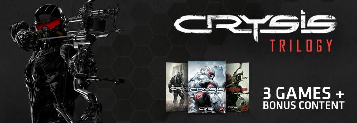Купить Трилогия Crysis® Origin Аккаунт + Подарок за отзыв