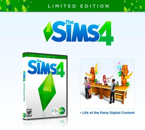Купить The Sims™ 4 Limited + | СЕКРЕТКА | + | СМЕНА ПОЧТЫ