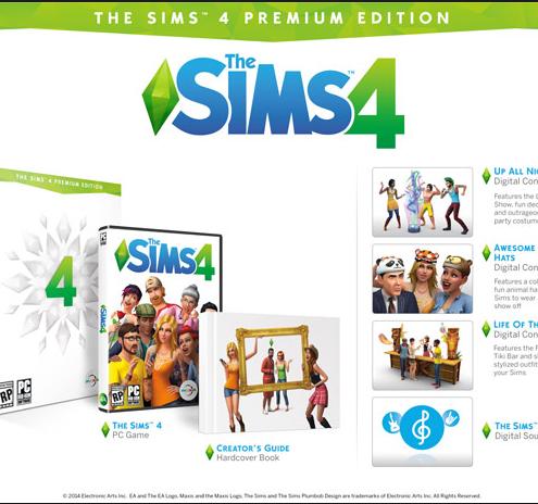 Купить The Sims 4 Premium  +   СЕКРЕТКА   +   СМЕНА ПОЧТЫ