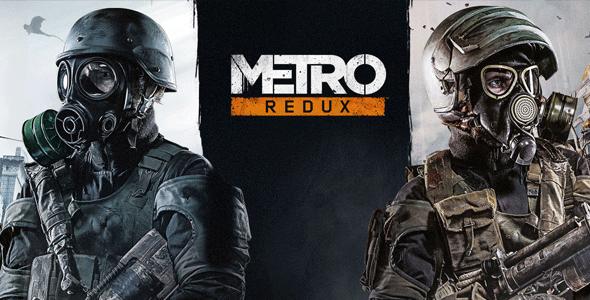 Metro Redux Bundle Steam Gift (RU+CIS)