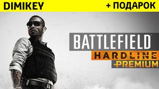 Купить Battlefield Hardline Premium [ORIGIN] + подарок + бонус