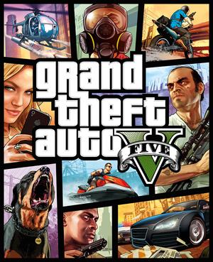 Grand Theft Auto 5  (STEAM Gift,RU+CIS)