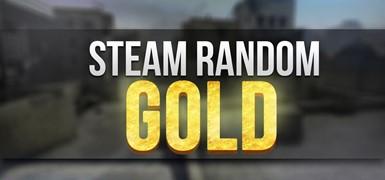 GOLD Random Ключ Steam