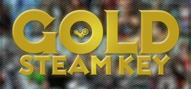 Случайный GOLD ключ Steam