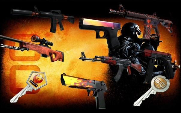 CS:GO | Случайное оружие - Лучший рандом