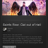 Saints Row Gat out of Hell - STEAM Gift - ROW / free