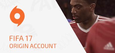 Origin account Fifa 17 [Без секретки] +подарок