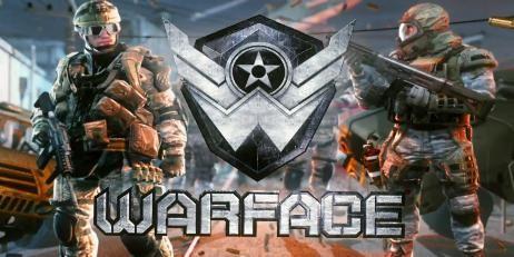 Warface до 45 ранга + подарок + бонус