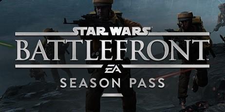 Купить Star Wars Battlefront - Season Pass [origin]