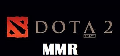 DOTA 2 MMR от 2000 до 2999 [steam]