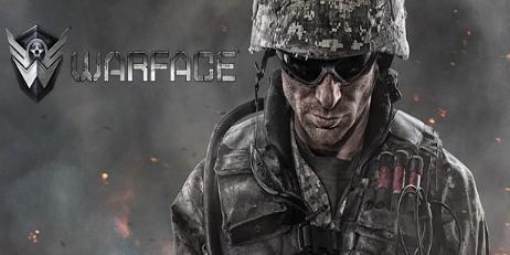 Warface до 60 ранга (случайный сервер)